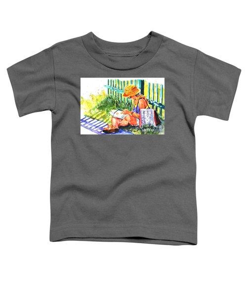 Avid Reader #2 Toddler T-Shirt