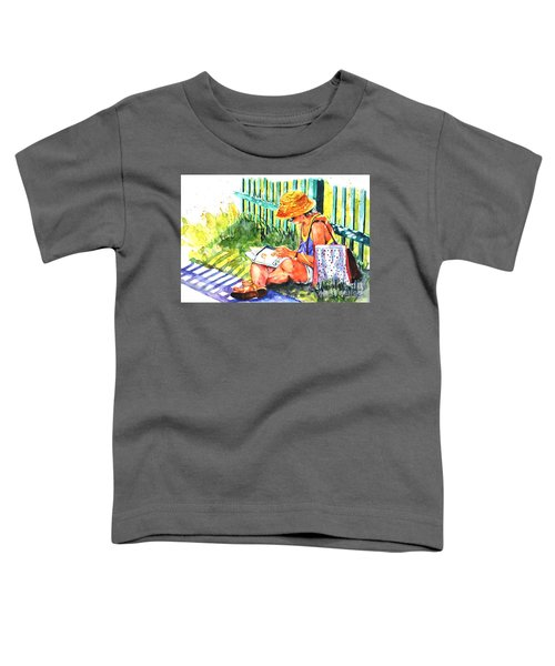 Avid Reader #2 Toddler T-Shirt