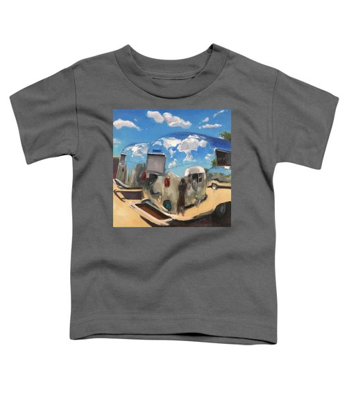 Baby's At The Polisher's Toddler T-Shirt