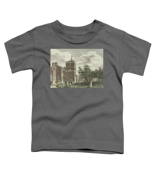 Back Of State House Toddler T-Shirt