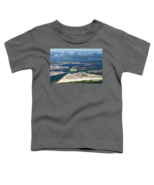 Backwaters 5122-a Toddler T-Shirt
