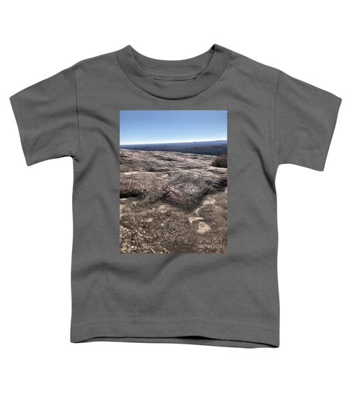 Bald Rock Toddler T-Shirt