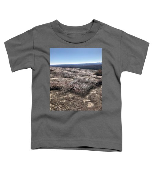 Bald Rock Toddler T-Shirt