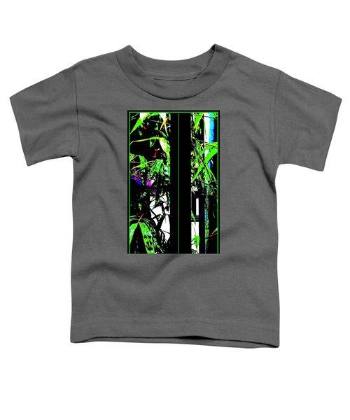 Bamboo  Exotica Toddler T-Shirt