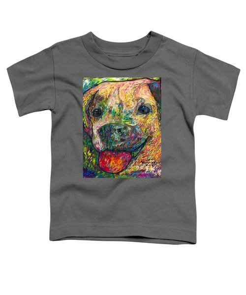 Bandit Toddler T-Shirt