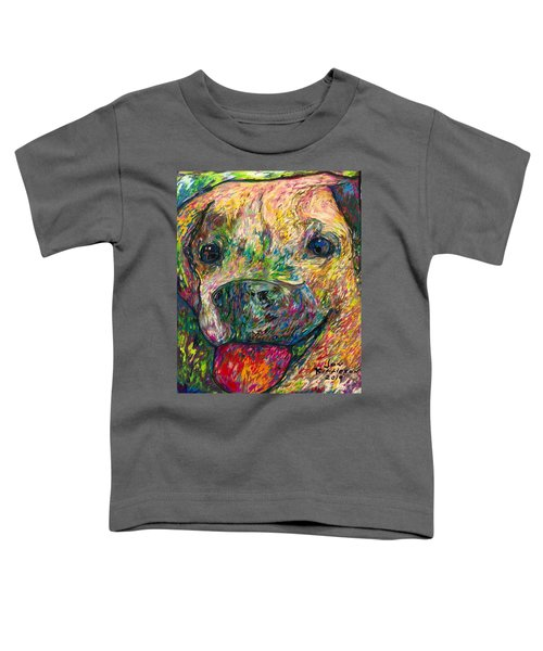 Bandit Toddler T-Shirt