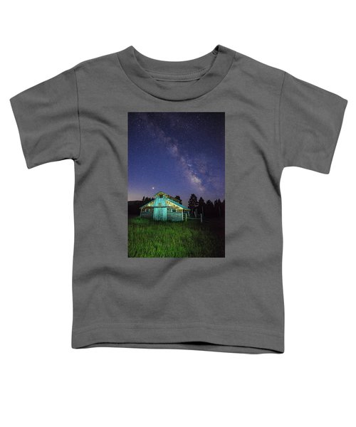 Barn In Rocky 2 Toddler T-Shirt