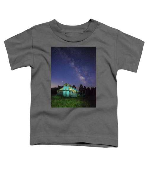Barn In Rocky 2 Toddler T-Shirt