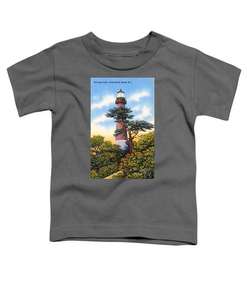Barnegat Light - With Text Toddler T-Shirt