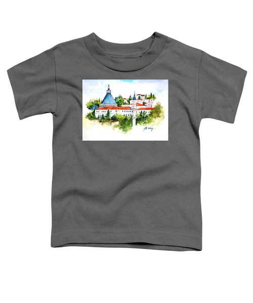 Basillica Of Annunciation Toddler T-Shirt