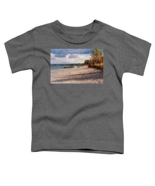 Beach Storm Toddler T-Shirt