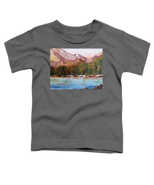 Bear Lake And The Keyboards Toddler T-Shirt