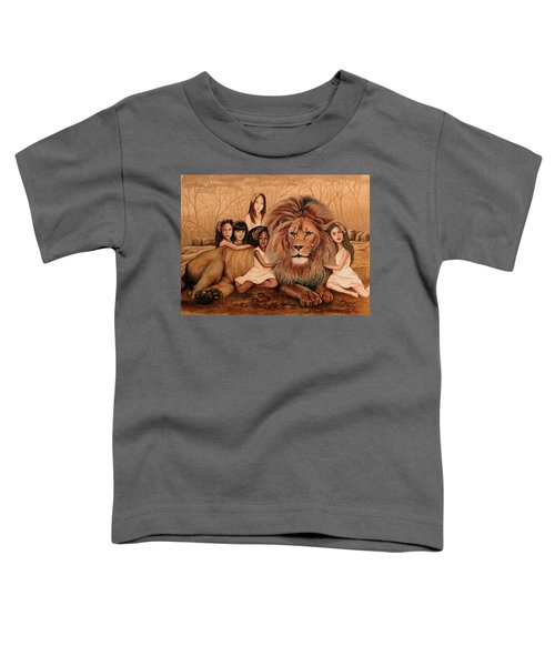 Beautiful And Mighty Toddler T-Shirt