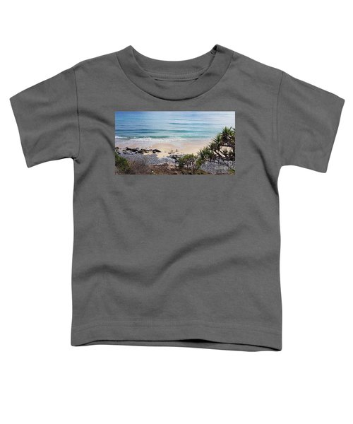 Beautiful Noosa Beach  Toddler T-Shirt