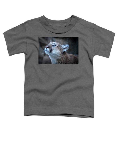 Beautiful Puma Toddler T-Shirt
