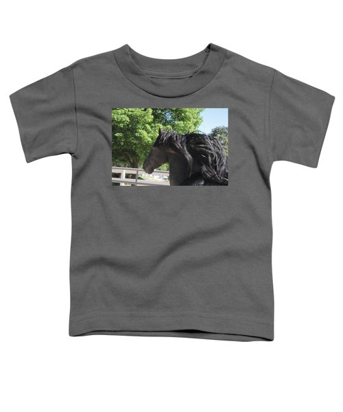 Beauty In Motion Toddler T-Shirt
