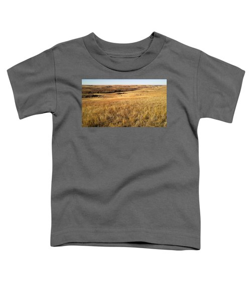 Toddler T-Shirt featuring the photograph Beauty On The High Plains by Carl Young