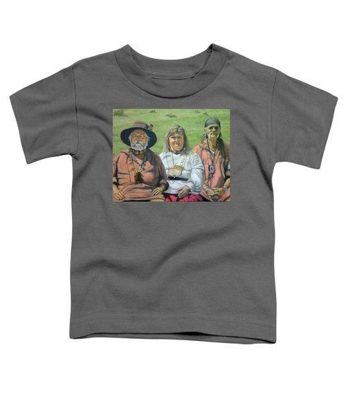 Beaver Camp Toddler T-Shirt