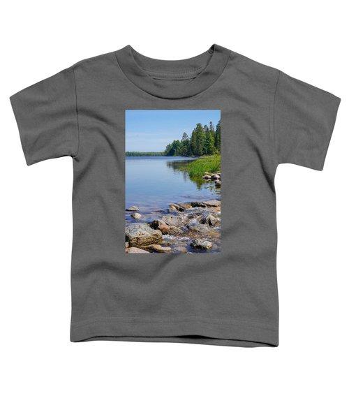 Beginning Of A Journey Toddler T-Shirt