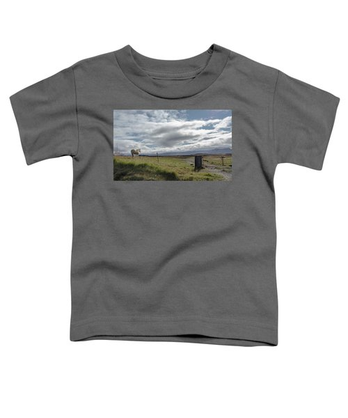 Behold A Pale  Horse Toddler T-Shirt