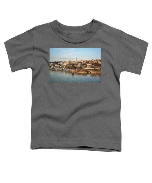 Belgrade Cityscape Toddler T-Shirt