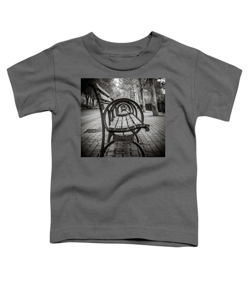 Bench Circles Toddler T-Shirt
