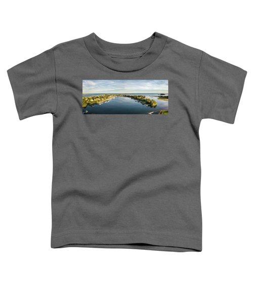 Bermuda Lagoon  Toddler T-Shirt