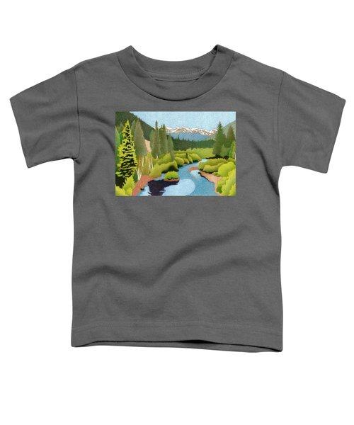 Berthoud Pass Toddler T-Shirt