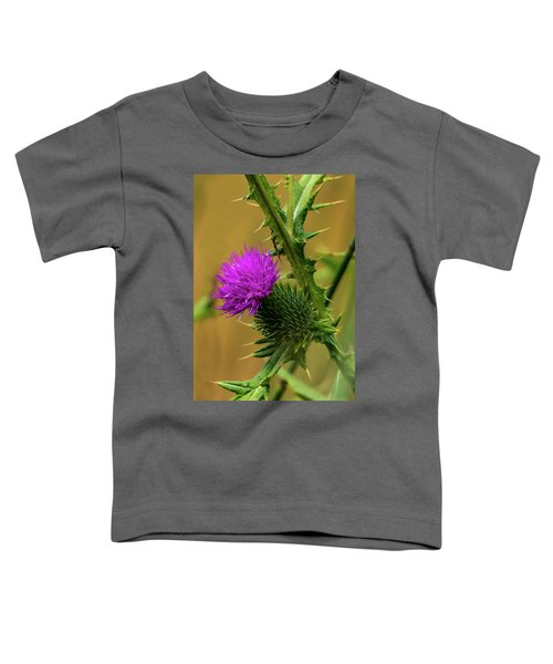 Between The Flower And The Thorn Toddler T-Shirt
