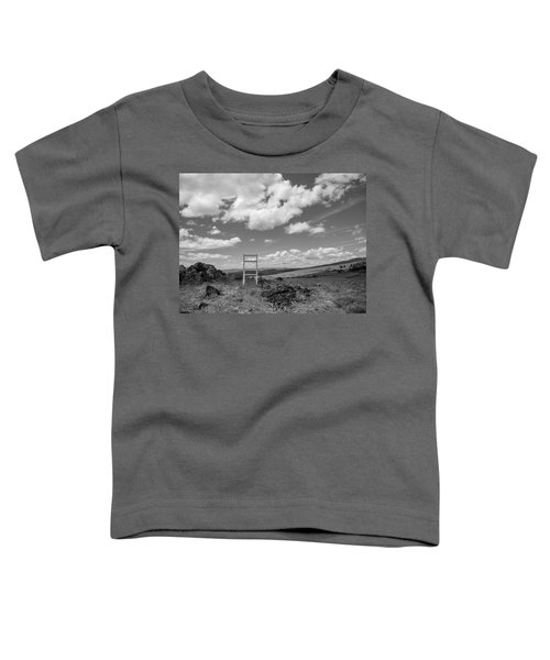 Beyond Here The Chair Project Toddler T-Shirt