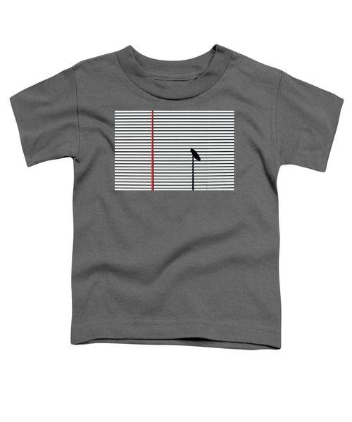Bilbao Shadow Toddler T-Shirt