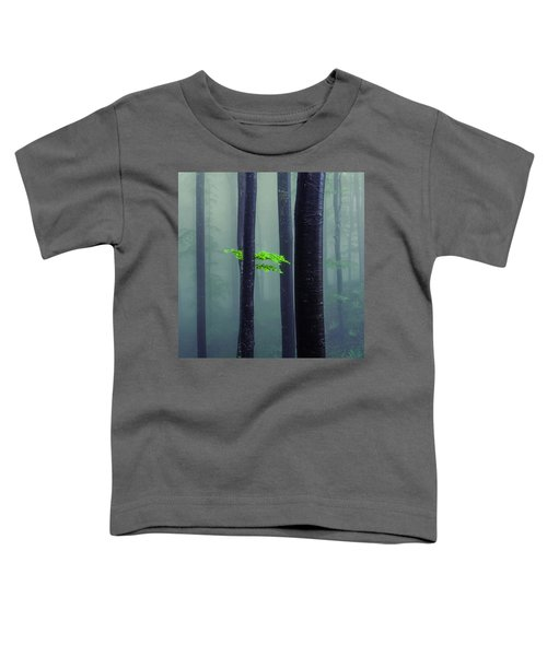 Bit Of Green Toddler T-Shirt