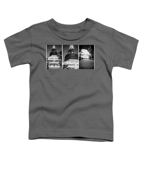 Black And White Triptych- Toddler T-Shirt