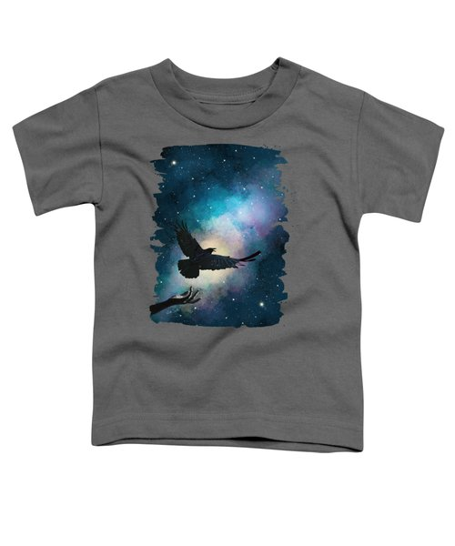 Blackbird Singing In The Dead Of Night Toddler T-Shirt