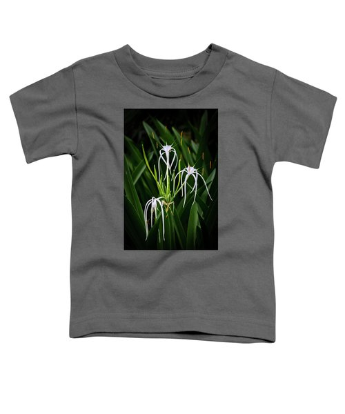 Blooming Poetry 4 Toddler T-Shirt