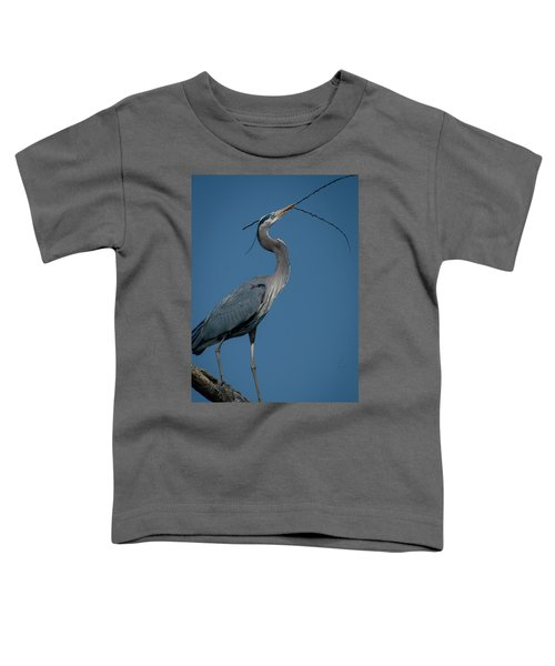 Blue Heron 2011-0322 Toddler T-Shirt