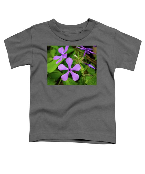 Blue Phlox Toddler T-Shirt