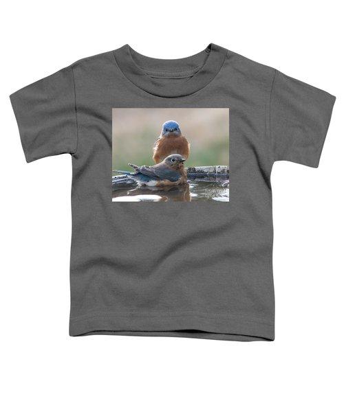 Bluebird Gothic Toddler T-Shirt