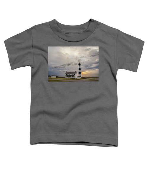 Bodie Island Lighthouse No. 2 Toddler T-Shirt