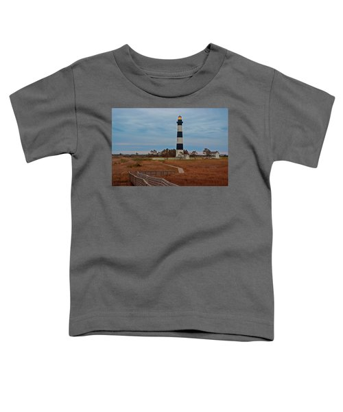 Bodie Island Lighthouse No. 4 Toddler T-Shirt