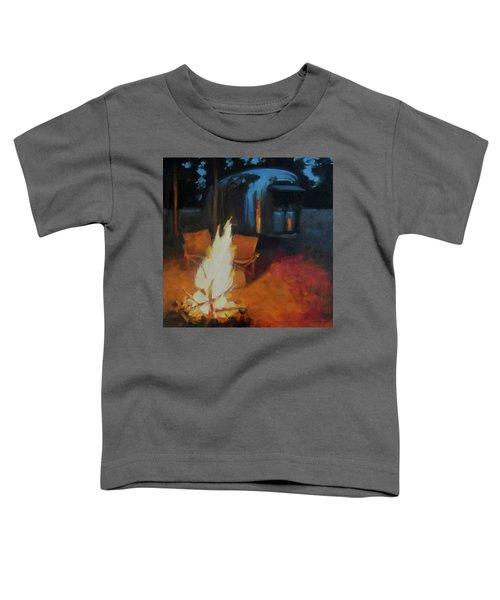 Boondocking At The Grand Canyon Toddler T-Shirt