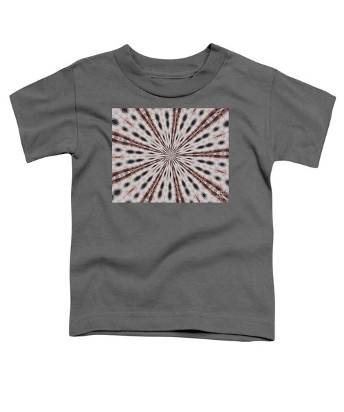 Boston Terrier Mandala Toddler T-Shirt