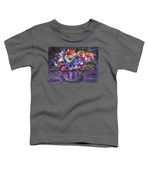 Bouquet In The Dark Toddler T-Shirt