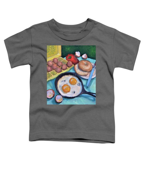 Breakfast Toddler T-Shirt
