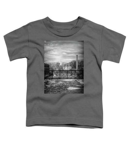 Bridge Over The Sugar River Toddler T-Shirt