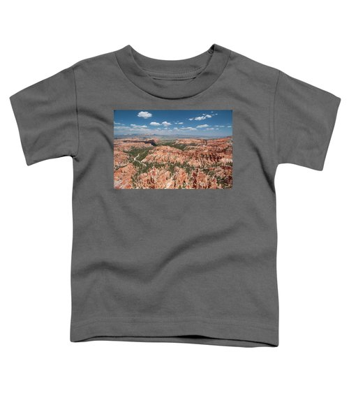 Bryce Canyon Trail Toddler T-Shirt