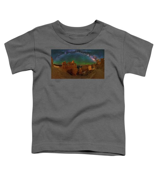 Bryce Panorama Toddler T-Shirt