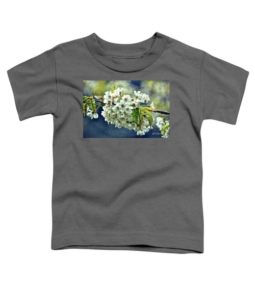 Budding Blossoms Toddler T-Shirt