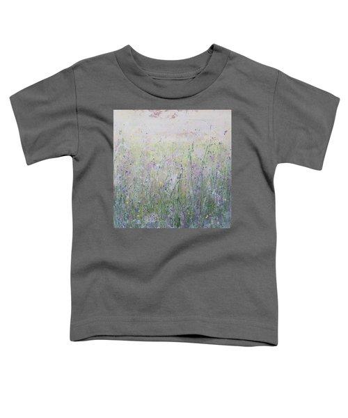 Buttercups And Bluebells Toddler T-Shirt