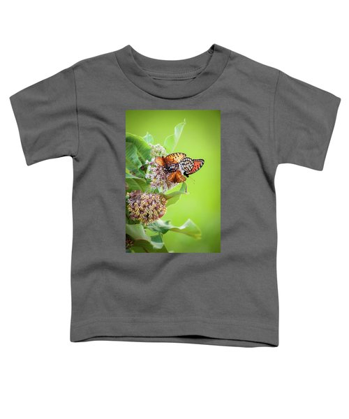 Butterfly Buffet II Toddler T-Shirt